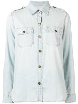 Camisa safari - Current/elliott