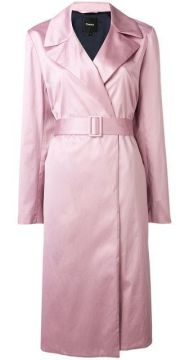 Belted Duster Coat - Theory