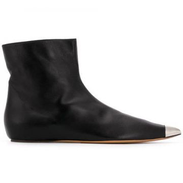 Ankle Boot Flat - Marni