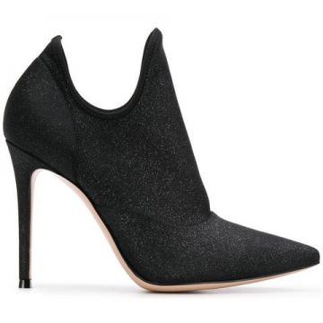 Cut-out Ankle Boots - Gianvito Rossi