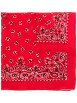 Bandana Scarf - Saint Laurent