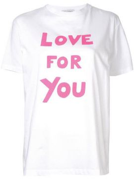 Love For You T-shirt - Bella Freud