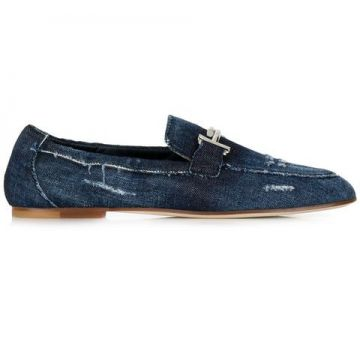 Mocassim Double T - Tods