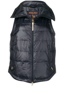 Zipped Padded Gilet - Woolrich