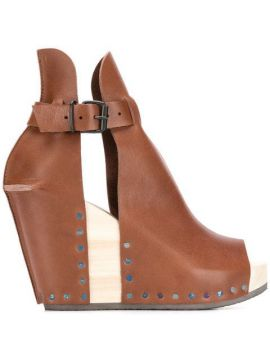 Wedge Ankle Boots - Trippen
