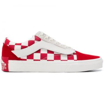 Old Skool Check Sneakers - Vans