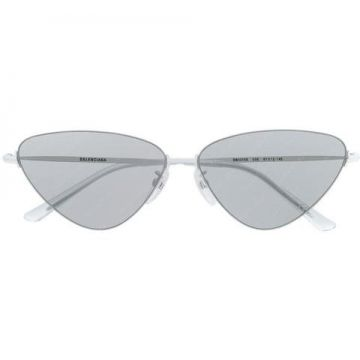 Triangular Shaped Sunglasses - Balenciaga Eyewear