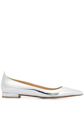 Flat Pointed Pumps - Francesco Russo