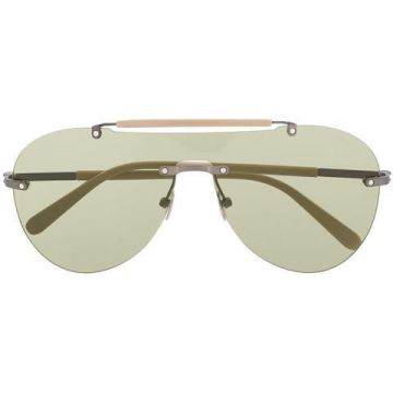 True Luxury Aviators - Brioni