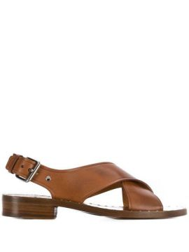 Oak Leather Sandals - Churchs