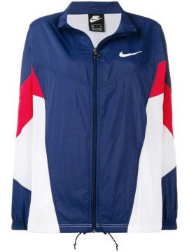 Sports Track Style Jacket - Nike