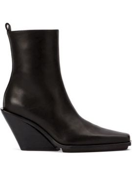 Ankle Boot Bico Fino  - Ann Demeulemeester