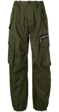 Loose-fit Cargo Trousers - Dsquared2
