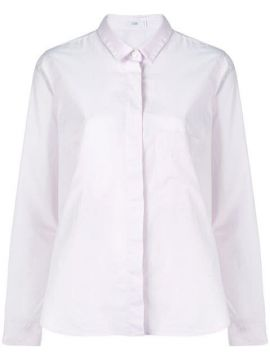 Concealed Fastening Shirt - Closed