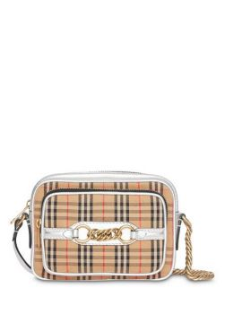 Bolsa Xadrez the 1983 - Burberry