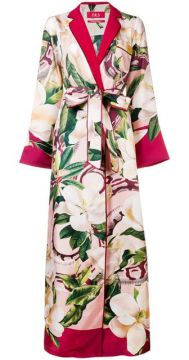 Floral Kimono Dress - F.r.s For Restless Sleepers