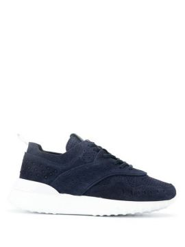 Lace Up Sneakers - Tods