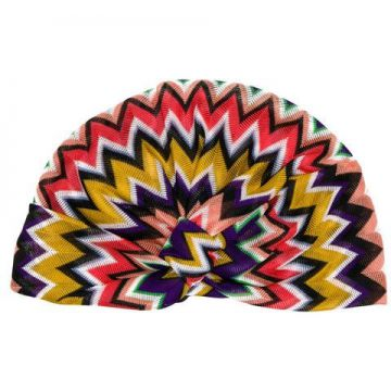 Turbante Com Padronagem - Missoni Mare