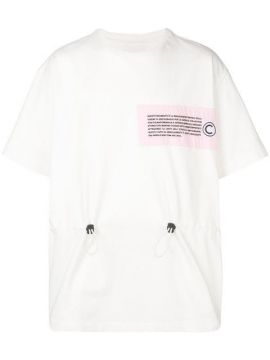 Patch Detailed T-shirt - Colmar A.g.e. By Shayne Oliver