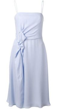 Sleeveless Midi Dress - Emporio Armani
