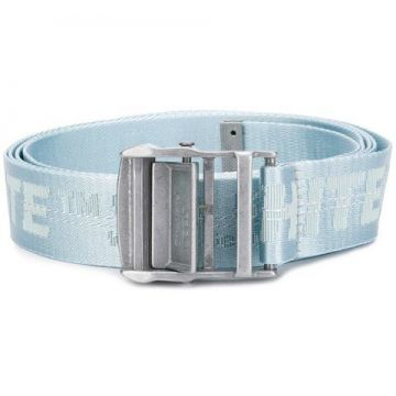Industrial Logo Belt - Off-white