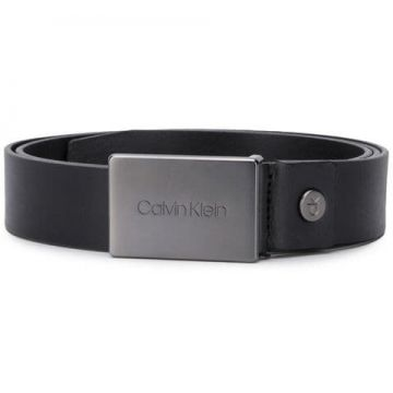 Simple Leather Belt - Calvin Klein