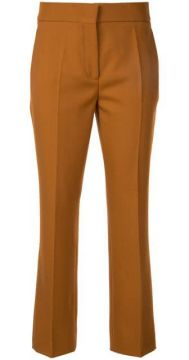Slim-fit Cropped Trousers - Cédric Charlier