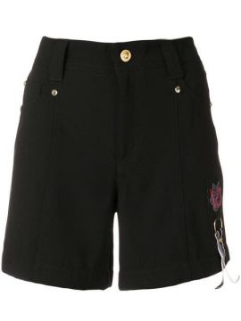 Logo Patch Short - Versace Jeans