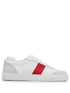Panelled Low Top Sneakers - Axel Arigato