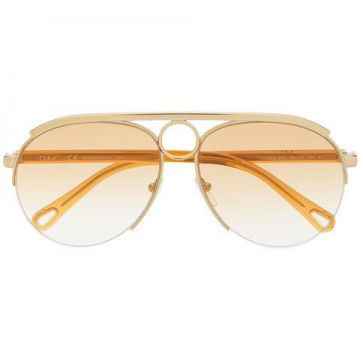Aviator Sunglasses - Chloé Eyewear