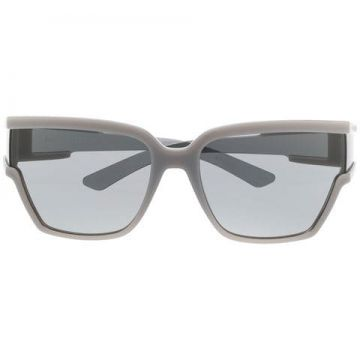 Rectangle Frame Sunglasses - Balenciaga Eyewear