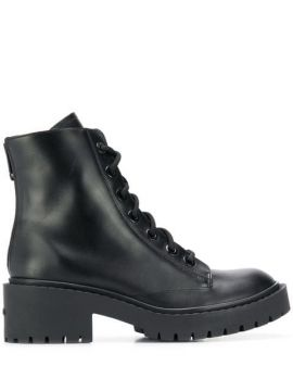 Military Boots - Kenzo
