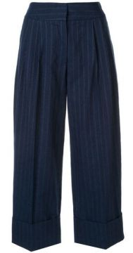 Pinstriped Trousers - Antonio Marras