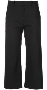 Cropped Trousers - Co