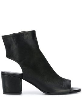 Cut-out Ankle Boots - Strategia