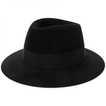 Chapéu Fedora Aba Larga - Saint Laurent