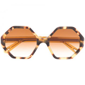 Oversized Sunglasses - Chloé Eyewear