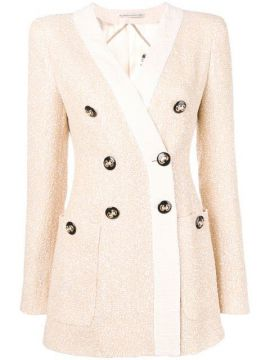 Double Breasted Jacket - Alessandra Rich