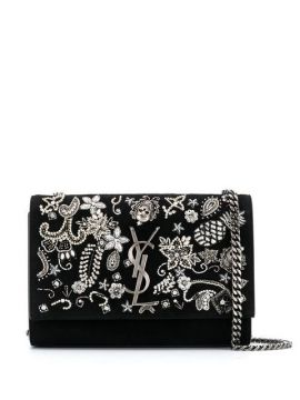Kate Embroidered Bag - Saint Laurent