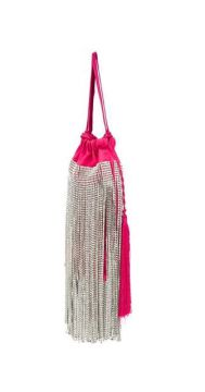 Fuchsia Mini Shoulder Bag - Attico
