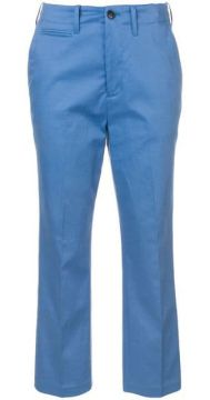 Cropped Trousers - Closed