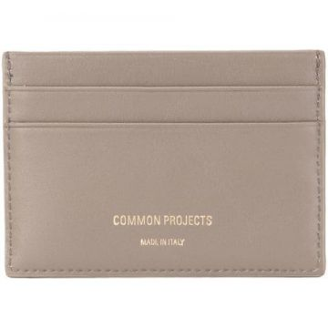 Logo Stamp Cardholder Wallet - Common Projects