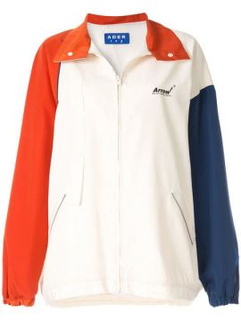 Colour Block Zipped Jacket - Ader Error