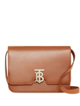 Medium Leather Tb Bag - Burberry
