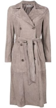 Belted Coat - Desa Collection