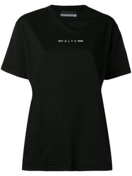 Collection Code T-shirt - 1017 Alyx 9sm