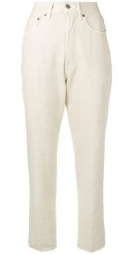 Cropped Trousers - Golden Goose Deluxe Brand