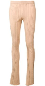 Ribbed Trousers - Courrèges