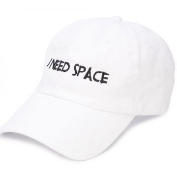I Need Space Baseball Cap - Nasaseasons