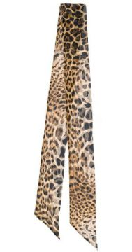Echarpe Animal Print - Saint Laurent